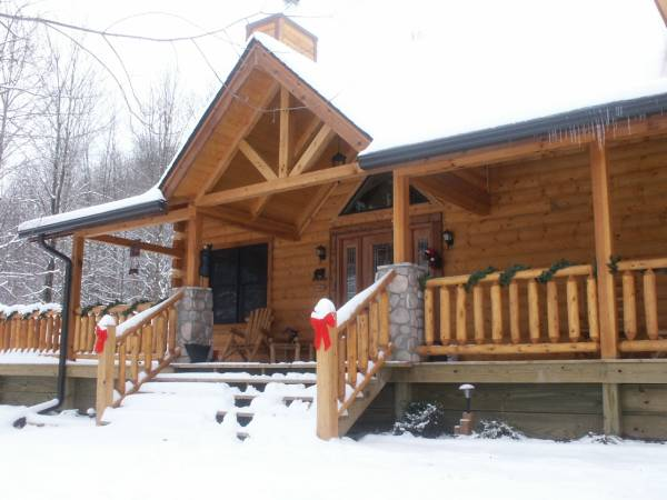 Brown County Indiana log cabin in winter time.jpg