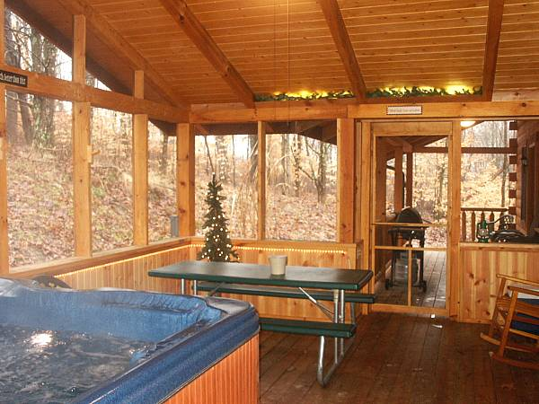 Hot Tub on porch, Jacuzzi, , Pool Table, Firepit,